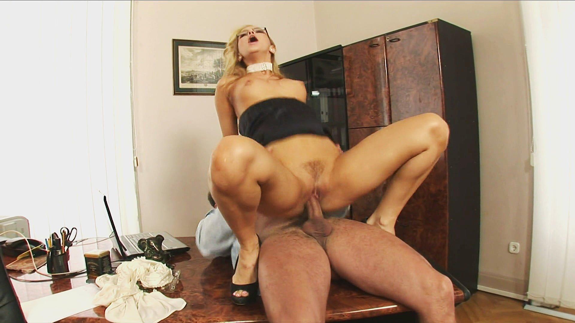 Porn Images & Video Big boobs trampoline