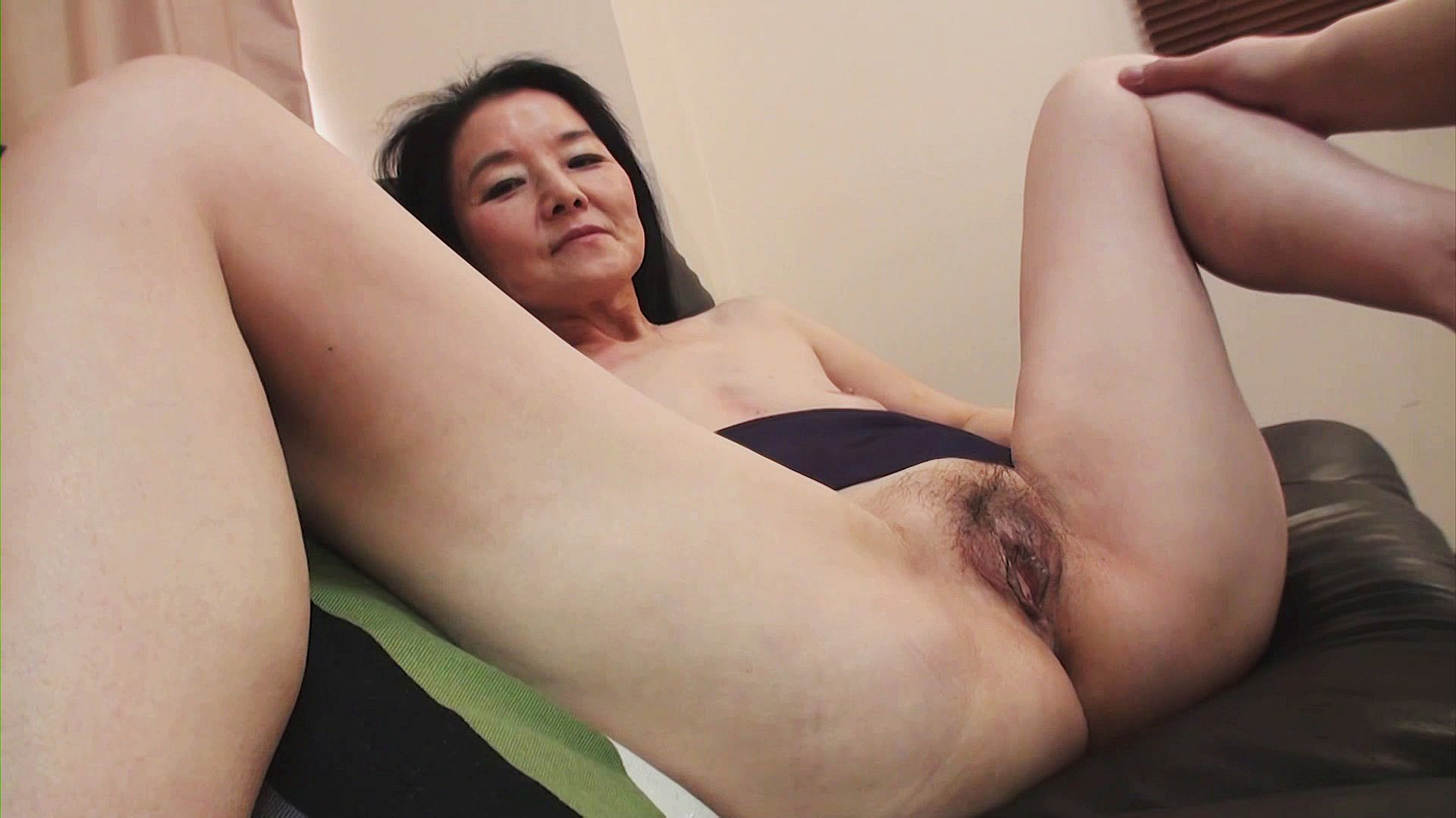 Japanese Mature Hairy Pussy Squirt