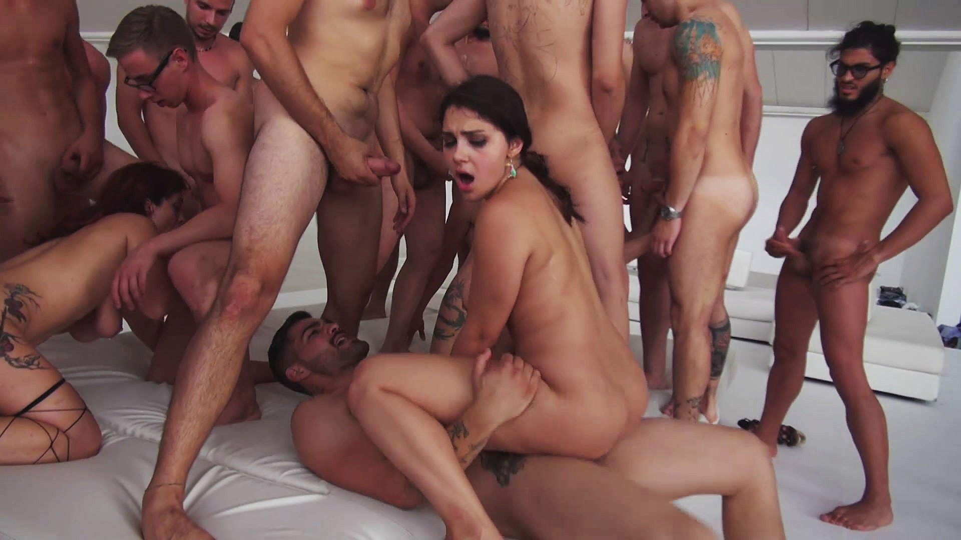 Free Porn Gangbangs Pics