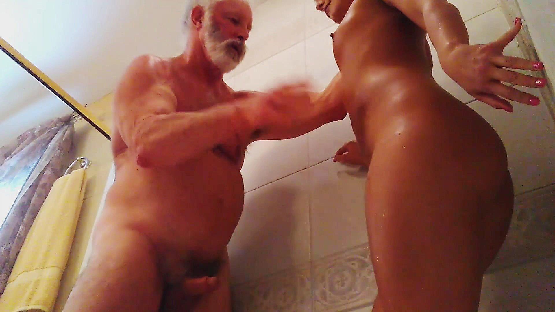 Golden showers fucking